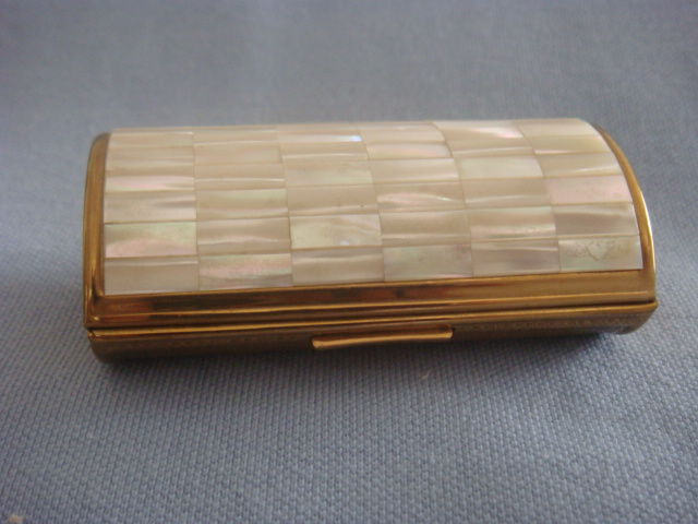Mother of pearl cigarette case west compact red cigarettes